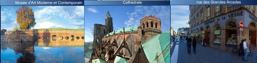 Un Séjour à Strasbourg dans Voyages straspics