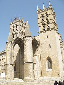 Cathedrale St Pierre