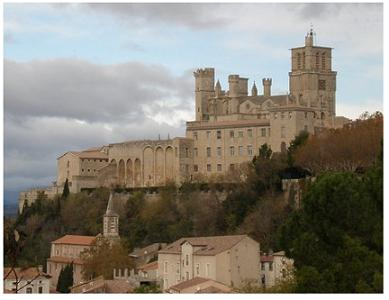 Cathedrale Ste-Nazaire St-Celse