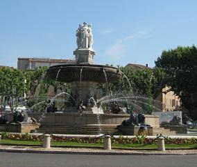 Aix-en-Provence, la Culture Ensoleillée dans Voyages FontRotande